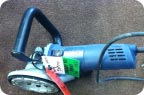 Bosch Concrete Grinder Description Link