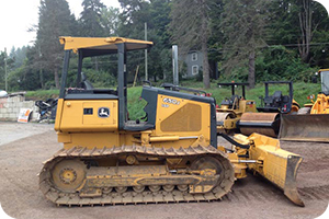 John Deere 650 J Description Link