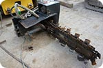 Skid Steer Trenching attachment description link