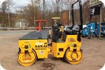 Sakai SW320-1 Smooth Drum Roller Description Link