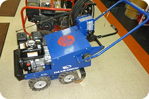 bluebird Sod cutter description link